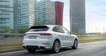 All-new 2019 Porsche Cayenne S E-Hybrid