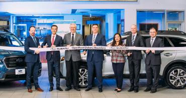 OpenRoad Auto Group adds Subaru to its portfolio