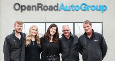 OpenRoad Richmond Auto Body Expands to Six Locations