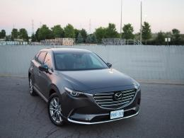 2016 Mazda CX-9 makes seven seats look good