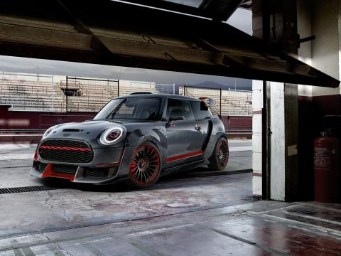 The MINI John Cooper Works GP Concept