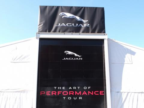 Jaguar shows true mettle with Art of Performance Tour 2017