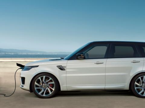 Range Rover Sport to include plug-in hybrid option next year