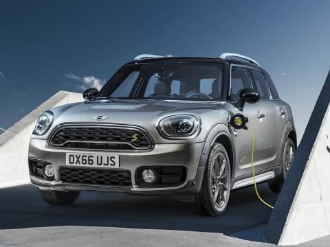 MINI prepares to launch first plug-in hybrid EV