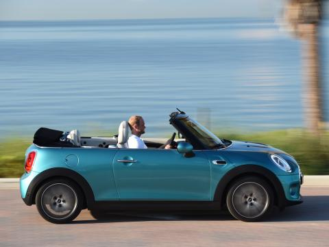 Finish summer off right with new 2016 MINI Convertible