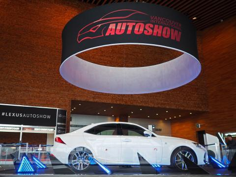 2017 Vancouver International Auto Show