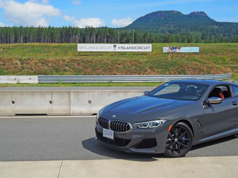 New Z4 and 8 series shine at BMW Drive Experience
