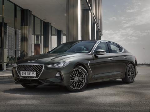 Welcoming the 2019 Genesis G70