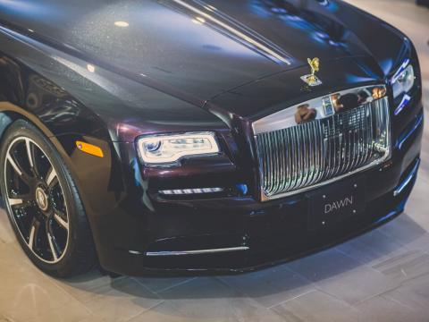 Rolls-Royce Vancouver 10th Year Anniversary