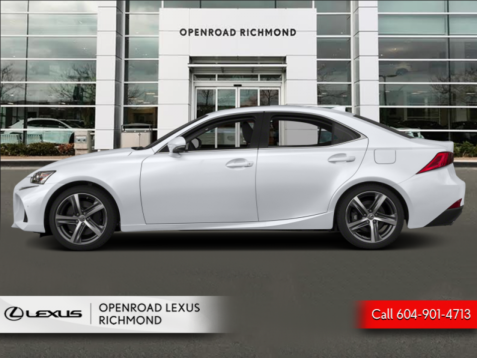 Open Road Lexus Richmond >> Used 2019 Lexus Is Is 350 In Vancouver Openroad Auto Group