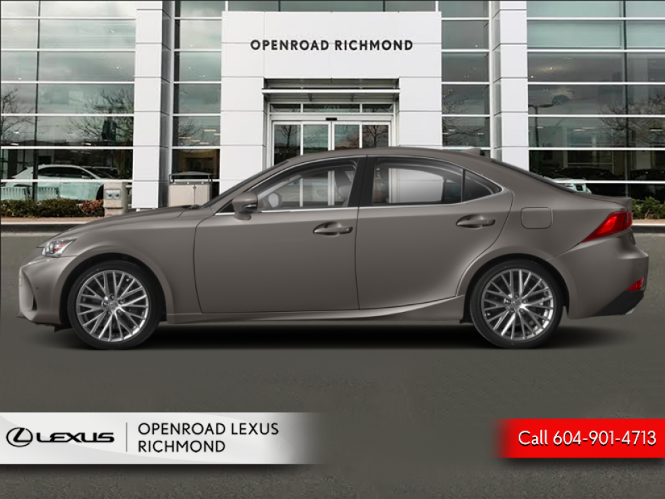 Open Road Lexus Richmond >> Used 2019 Lexus Is Is 300 In Vancouver Openroad Auto Group