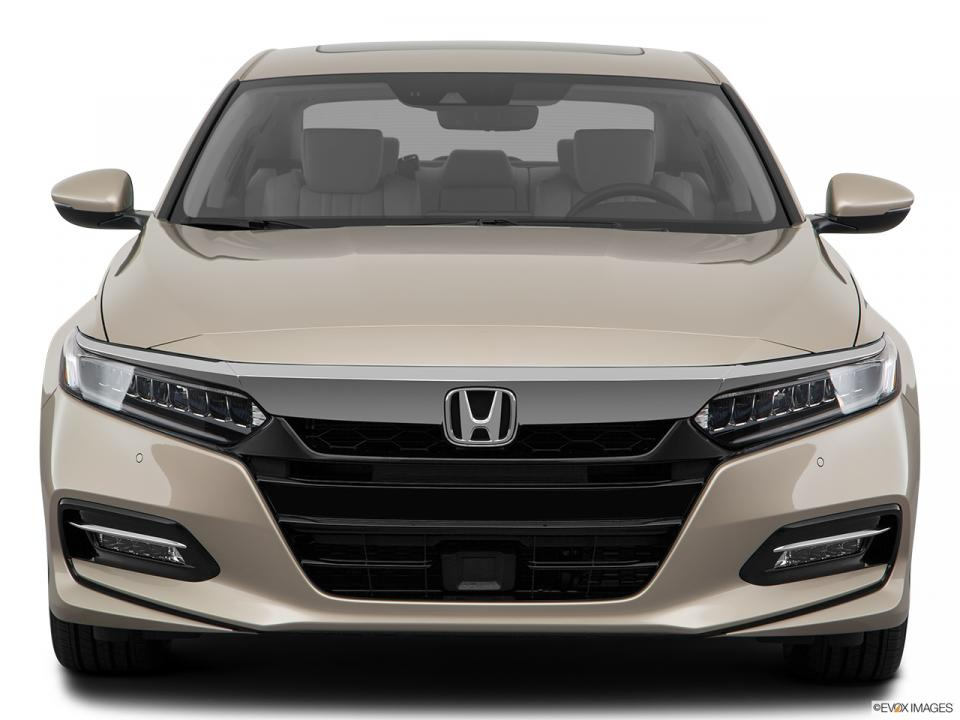 Open Road Honda Burnaby >> Used 2019 Honda Accord Hybrid Touring In Vancouver