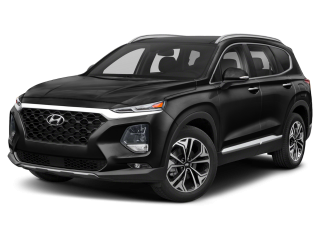 2019 Hyundai Santa Fe Ultimate w/Dark Chrome Accent