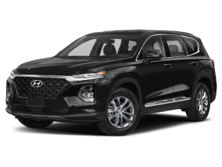 2019 Hyundai Santa Fe Essential w/Safety Pkg/Dk Chrome Accent