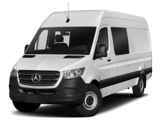 2019 Mercedes-Benz Sprinter Crew Van 170