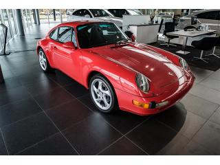 1995 Porsche 911 Carrera 2 Coupe