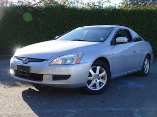 2005 Honda Accord Coupe EX V6