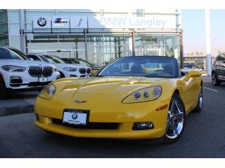 2007 Chevrolet Corvette 2Dr Convertible