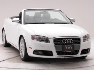 2008 Audi S4 Cab 6sp at Tip Qtro