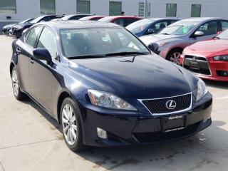 2008 Lexus IS 250 AWD 6A
