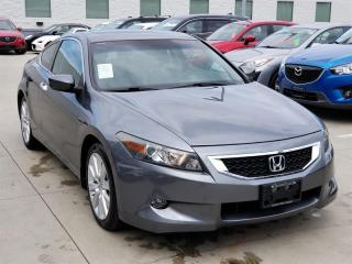 2009 Honda Accord Coupe EX-L