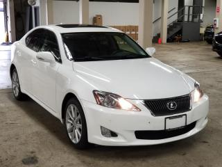 2009 Lexus IS 250 AWD 6A