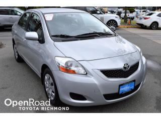 2009 Toyota Yaris 4-door Sedan 4A