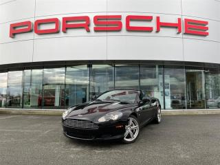 2010 Aston Martin DB9 Coupe Touchtronic