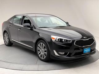 2014 Kia Cadenza LX at