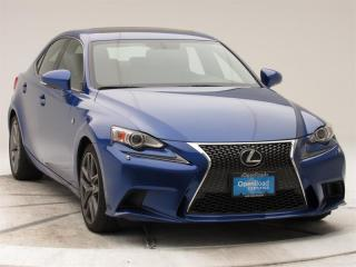 2014 Lexus IS 350 AWD 6A