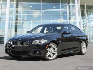 2015 BMW 5 Series 535i xDrive