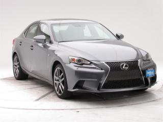 2015 Lexus IS 350 AWD 6A