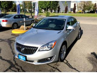 2016 Buick Regal AWD Leather