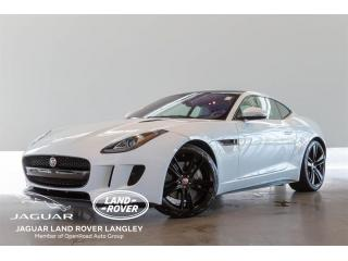 2017 Jaguar F-TYPE Coupe at