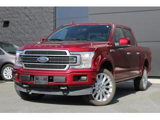 "2018 Ford F150 4x4 - Supercrew Limited - 145"" WB"