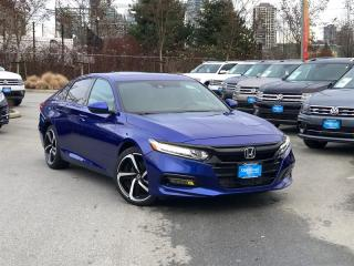 2018 Honda Accord Sport 2.0