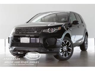 2019 Land Rover Discovery Sport Landmark