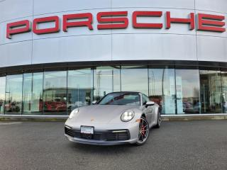 2020 Porsche 911 Carrera S Coupe (992)