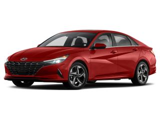 2021 Hyundai Elantra Hybrid Preferred
