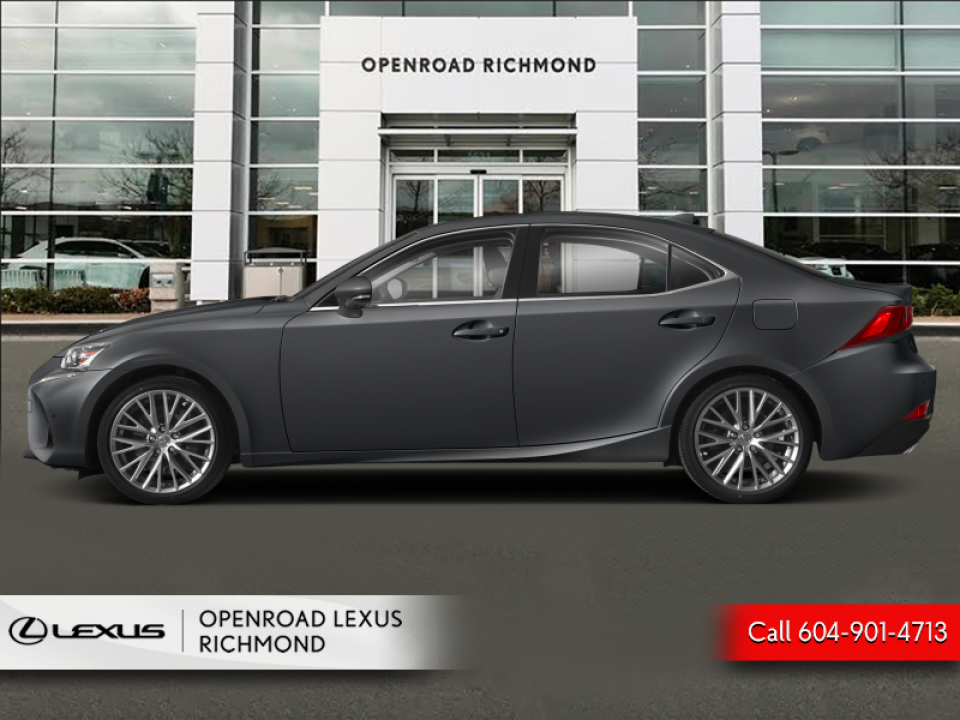 Open Road Lexus Richmond >> New 2019 Lexus Is Is 300 In Vancouver Openroad Auto Group
