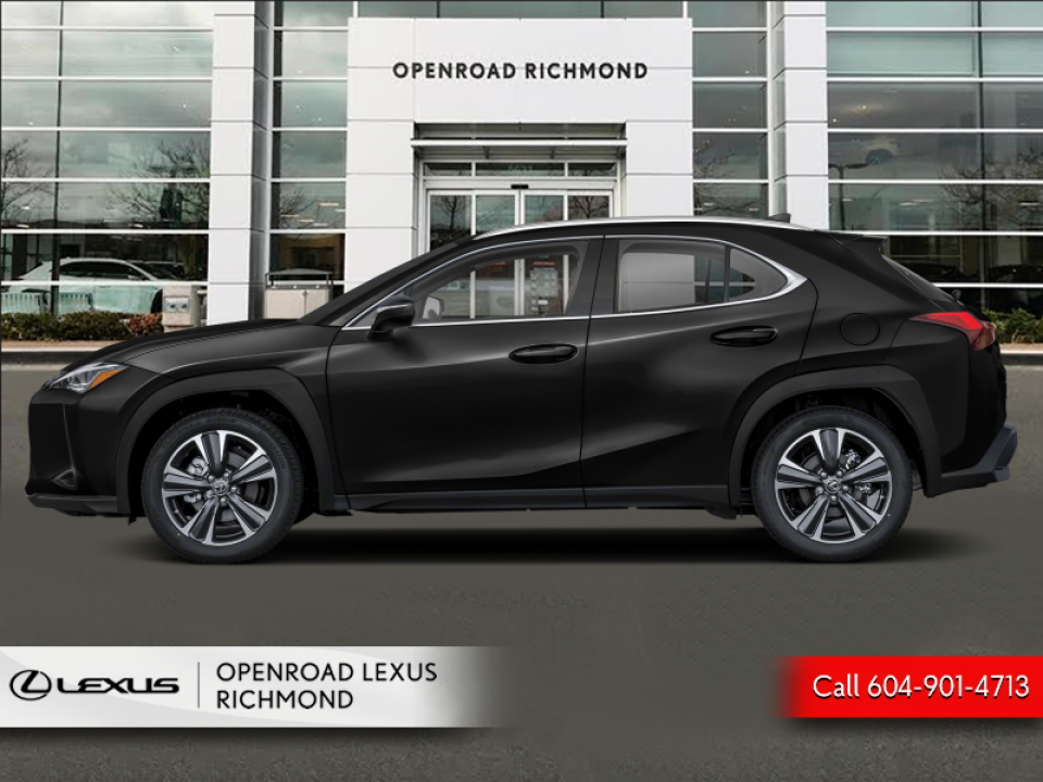Open Road Lexus Richmond >> New 2019 Lexus Ux Fwd In Vancouver Openroad Auto Group