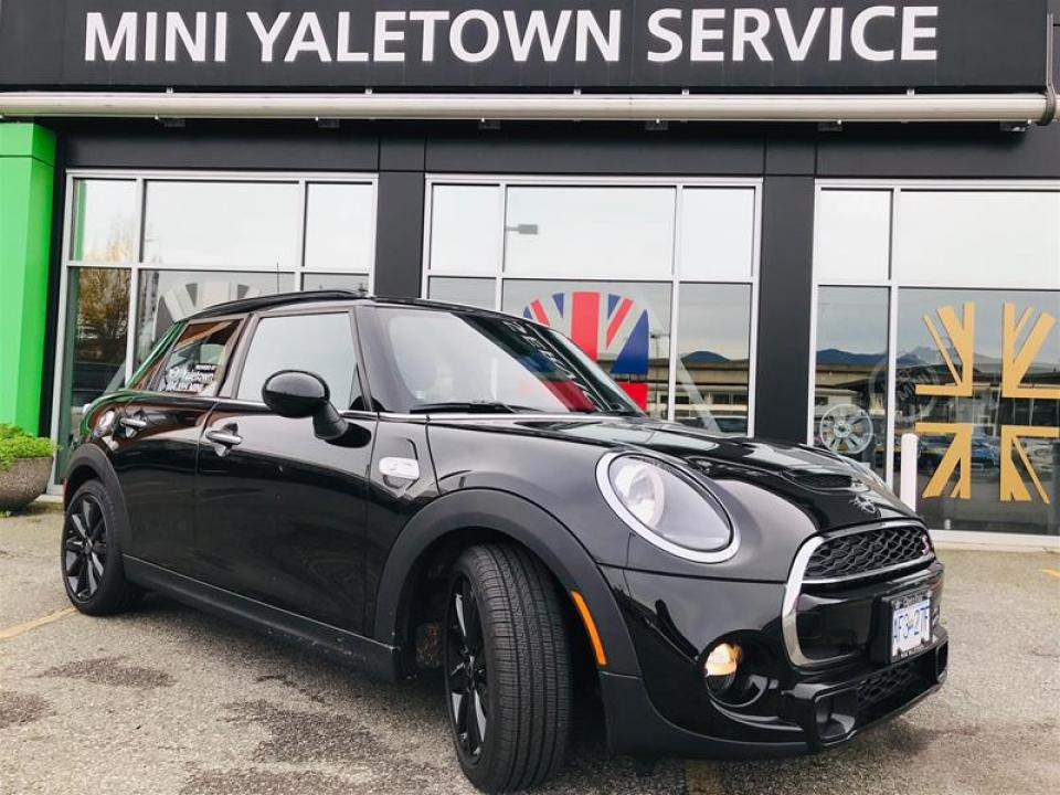 Used 2019 Mini 5 Door Cooper Cooper S In Vancouver Openroad Auto Group