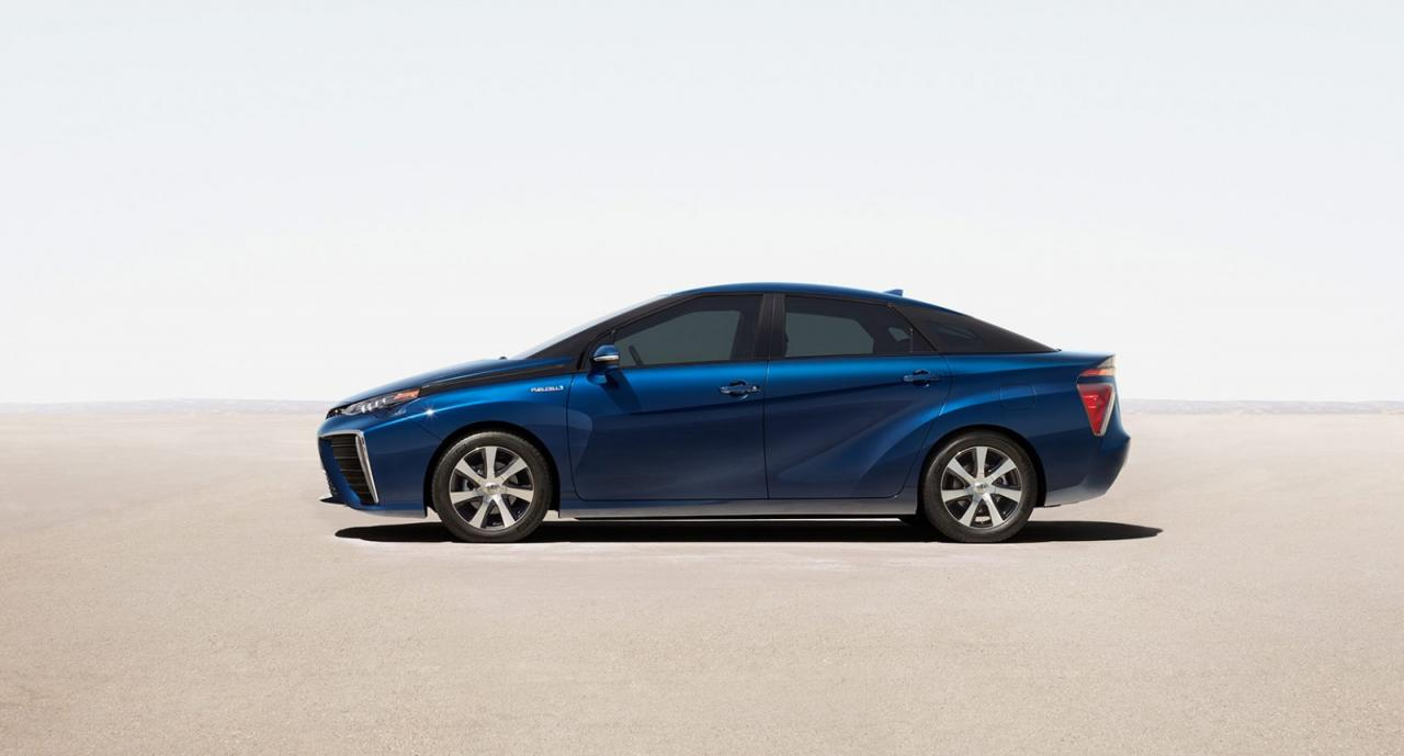 Toyota Mirai Canadian launch announced