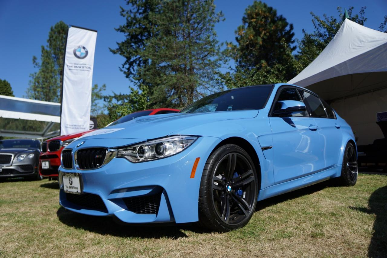 Luxury & Super Car Weekend: The BMW Store – M Power & Born Electric