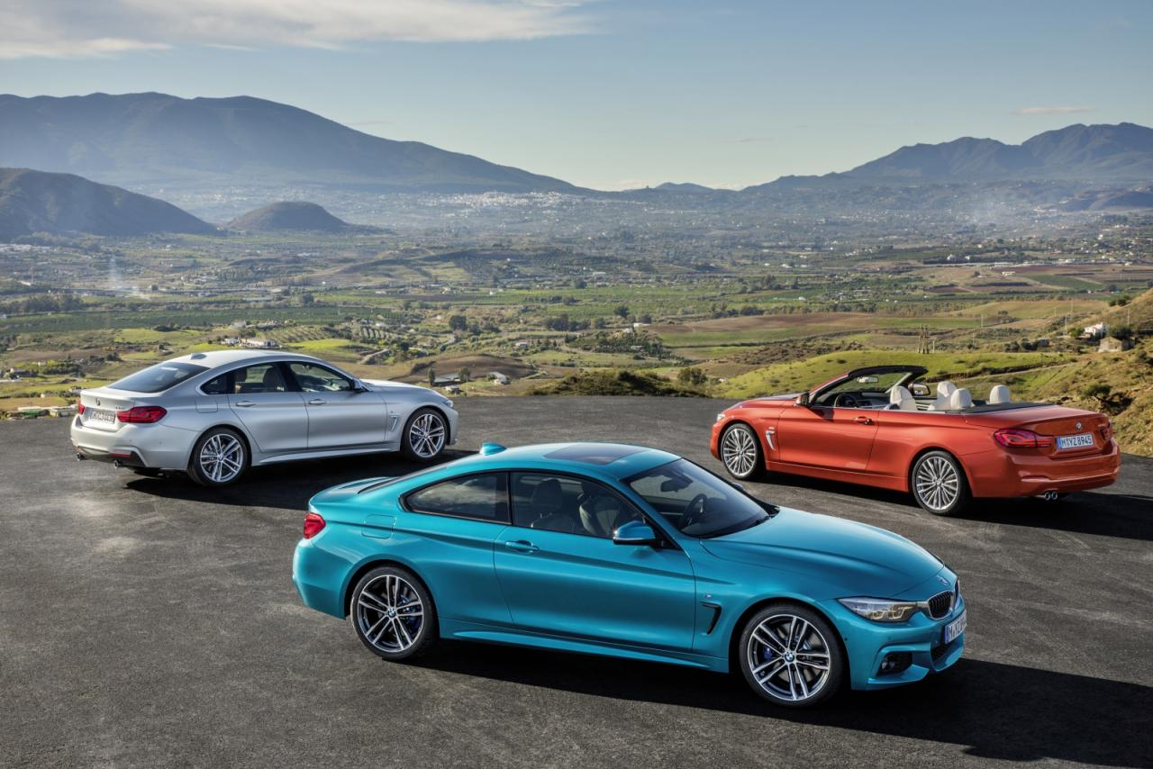 BMW 4 Series features plenty of changes for 2018 model year | OpenRoad Auto  Group