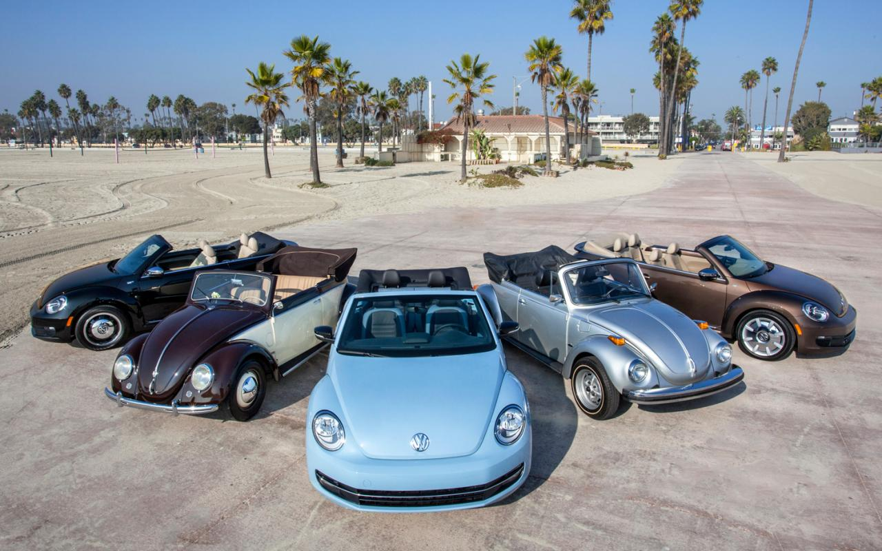 Nostalgia: Remembering Iconic Volkswagen Beetle Moments by OpenRoad Auto Group