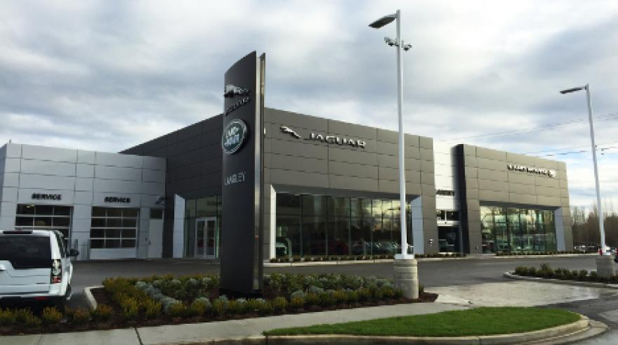Openroad Unveils Jaguar Land Rover Langley Openroad Auto