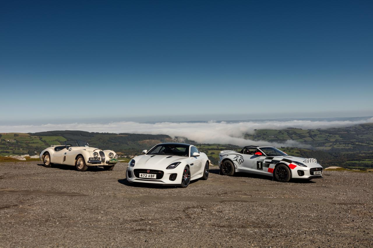 Take The Chequered Flag With New Limited Edition 2020 Jaguar F Type