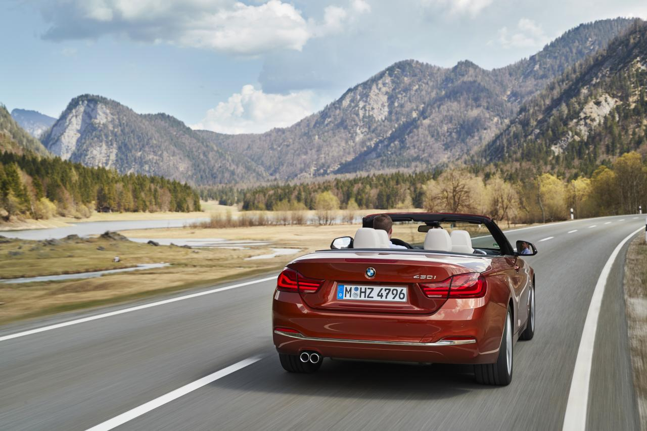 2019 bmw 4 series convertible