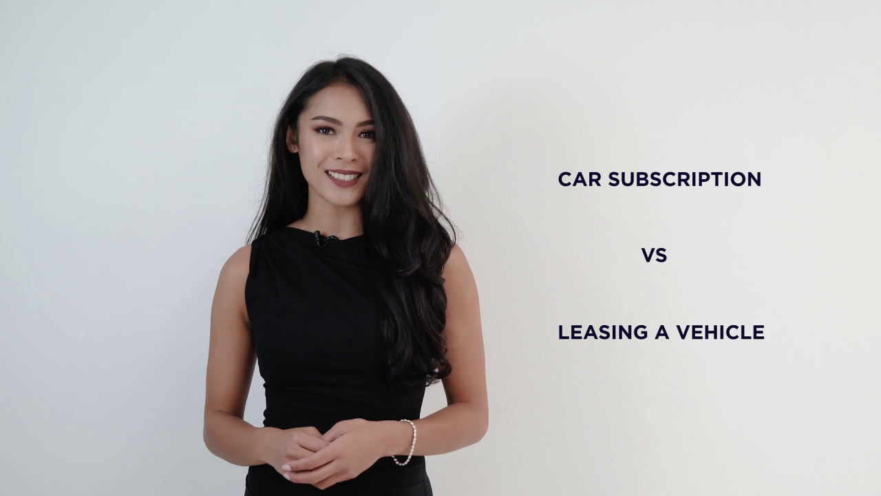 Car Subscription vs. Leasing a Car with Portfolio by OpenRoad